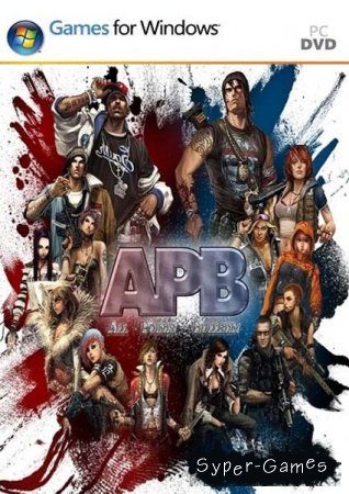 APB-All Points Bulletin (2010/BETA/ENG)