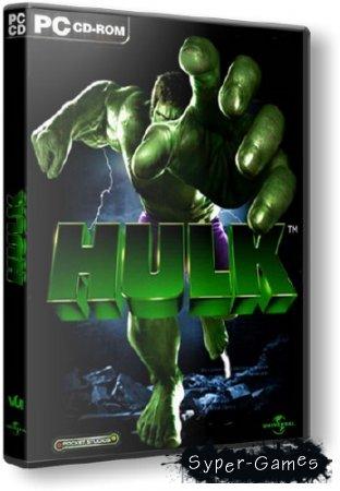 Скачать игру hulk 2003