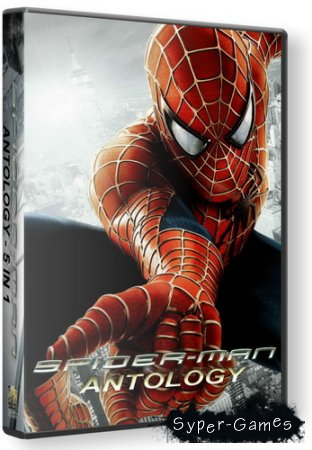 Spider-Man. Antology - 5in1 (2001-2008/RUS/ENG/RePack)