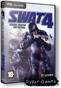 SWAT 4 Gold Collection [v1.1](RUS/RePack by R.G. ReCoding)
