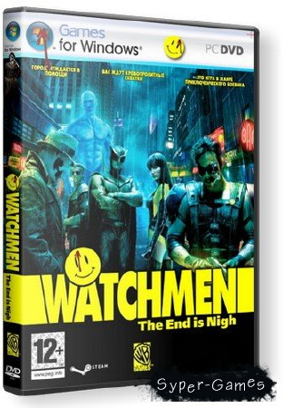 Watchmen: The End is Nigh (2009/RUS/Rip)