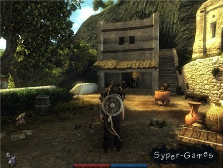 Risen – Russkaja Versija [RPG](2009г.)