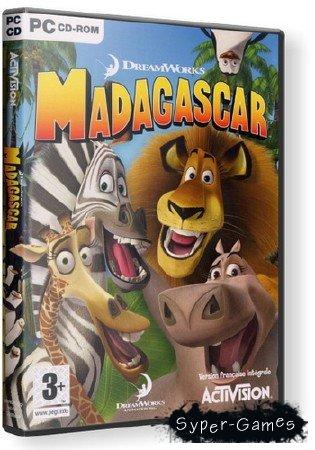Мадагаскар / Madagascar (2005/RUS/RePack)