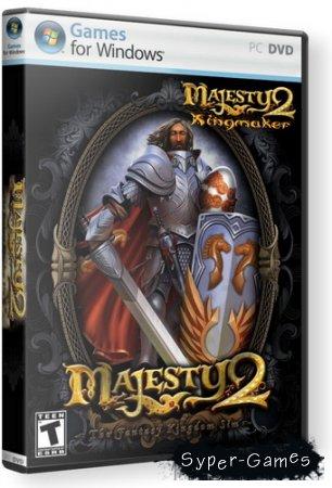 Majesty 2. The Fantasy Kingdom Sim And Kingmaker [v. 1.3.336] (2010/RUS/RePack)