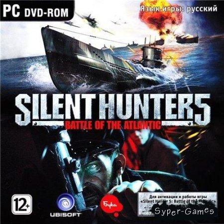 Silent Hunter 5: Битва за Атлантику (2010/RUS/Buka/Full/Repack)