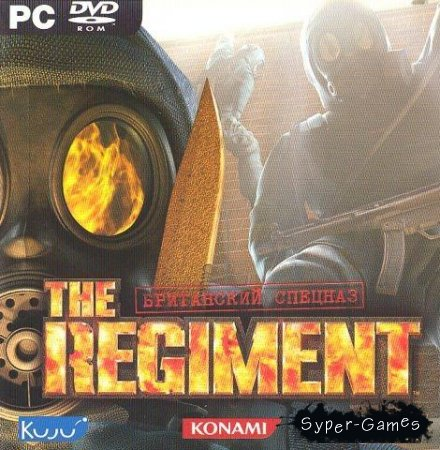 The Regiment. Британский спецназ (RUS)