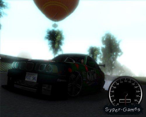 Gta Unlimited Drift скачать