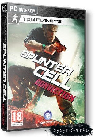 Tom Clancy's Splinter Cell. Conviction (2010/RUS/ENG/RePack by altair-r)
