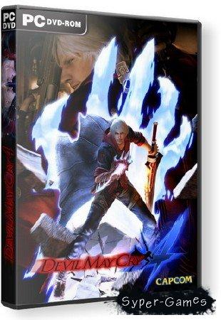 Devil May Cry 4 [ver.1.01] (2008/RUS/RePack 3.22 Gb)