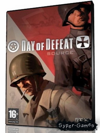 Day of Defeat: Source v.1.5 (2010|RUS|Repack)