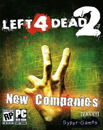 Left 4 Dead 2 New Companies (2010/PC/ADDON)