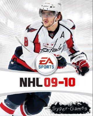 NHL 2009+Обновления на 2010г (Electronic Arts) (2010/Repack/Rus)
