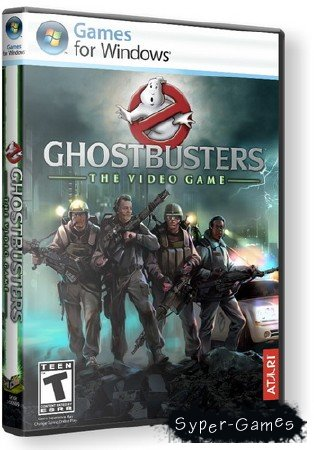 Ghostbusters: The Video Game (2009/RUS/ENG/RePack 4.12 Gb)