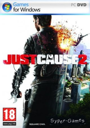 Just Cause 2 (2010/PC/RePack/RUS)