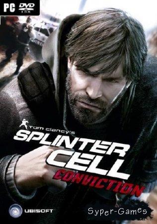 Tom Clancy's Splinter Cell: Conviction (Delux Edition) (2010/RUS)