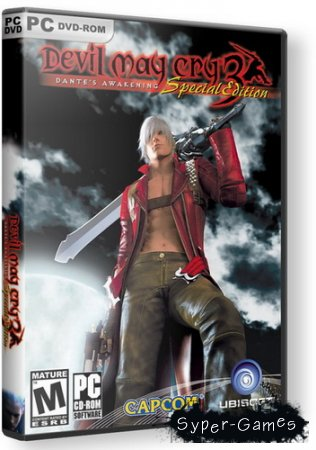 Devil May Cry 3. Dantes Awakening. Special Edition [ver.1.3.0] (2007/RUS/ENG/Repack)