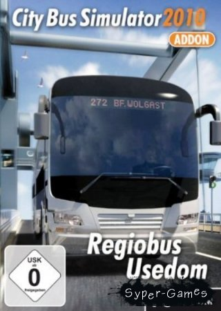 City Bus Simulator 2010 Regiobus Usedom (2010/ENG/GER/Add-On)