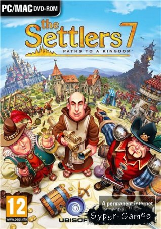 The Settlers 7: Paths to a Kingdom (2010/PC/RePack/RUS)