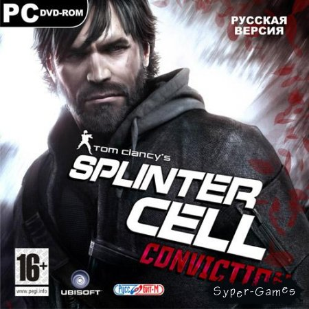 Tom Clancy's Splinter Cell: Conviction - Deluxe Edition (2010/RUS/ENG/RePack R.G. ReCoding)