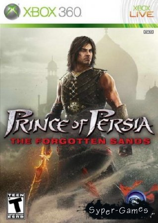 Prince of Persia: The Forgotten Sands (2010/RF/ENG/XBOX360)