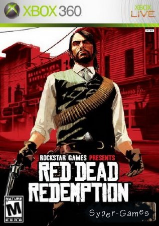 Red Dead Redemption (2010/RF/ENG/XBOX360)