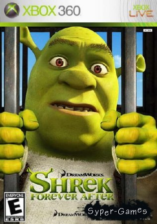 Shrek Forever After: The Game (2010/NTSC/ENG/XBOX360)