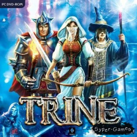 Trine.v 1.07 + DLC Path to New Dawn (2009/RUS/RePack)