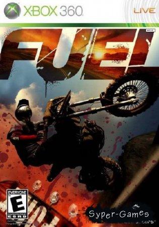FUEL (2009/RF/RUS/XBOX360)