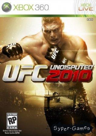 UFC Undisputed 2010 (2010/RF/ENG/XBOX360)