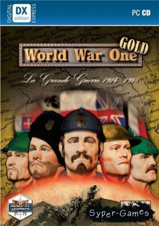 World War One Gold (2010/MULTI5)
