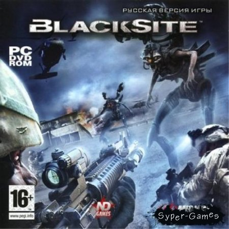 BlackSite: Area 51 (2007/RUS/ND/RePack)