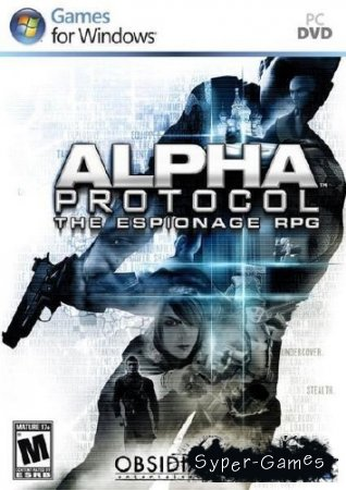 Alpha Protocol: The Espionage RPG (2010/RUS/ENG)