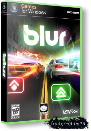 Blur (2010/ENG/MULTI5/Full/Repack)
