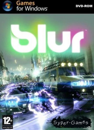 Blur (2010/RUS/ENG/RePack by Ultra)