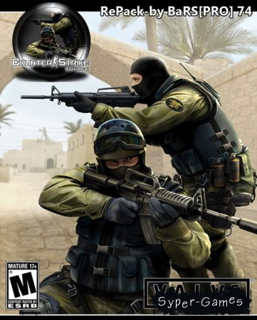 Counter-Strike Source (2010/RUS/RePack by BaRS[PRO]-74)