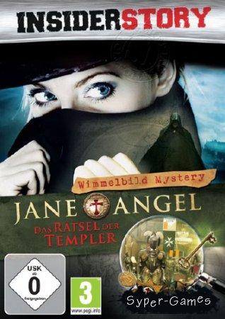 Insider Story - Jane Angel - Das Ratsel der Templer (2010/DE)