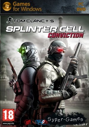 Splinter Cell: Conviction version 1.03 (2010/RUS/ENG/Losless RePack by R.G. ReCoding)