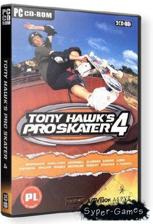 Tony Hawk's. Pro Skater 4  (2005/RUS/RePack)