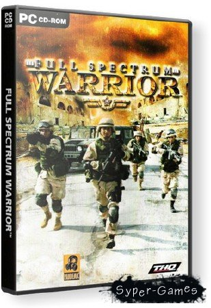 Full Spectrum Warrior (2004/RUS/ENG)