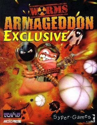 Worms Armageddon Exclusive (2010/RUS)