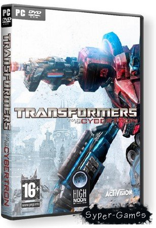 Transformers: War for Cybertron (2010/RUS/ENG/RePack by R.G.Механики)