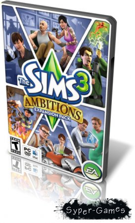The Sims 3: Ambitions / The Sims 3: Карьера (2010/ENG)