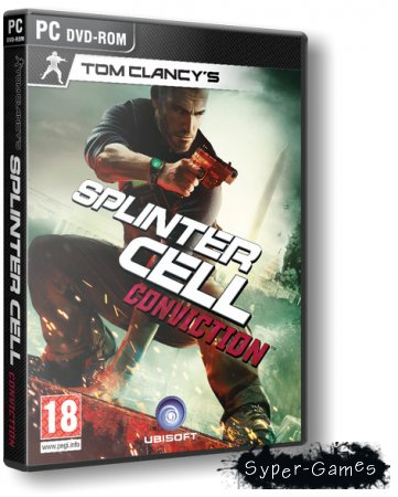 Tom Clancy's Splinter Cell: Conviction - Deluxe Edition (2010/RUS/ENG)