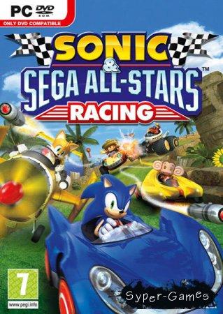 Sonic & SEGA All-Stars Racing (2010/RUS/ENG/RePack by Fenixx)