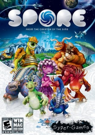 Spore Antology (2009/RUS/RePack)