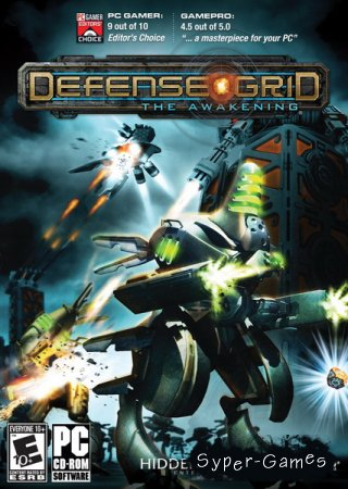 Defense Grid: The Awakening + DLC Borderlands (2010/ENG)