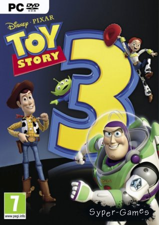 Toy Story 3: The Video Game (2010/RUS/ENG/RePack)