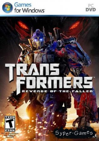 Трансформеры: Месть падших / Transformers: Revenge of the Fallen (2009/RUS/RePack)