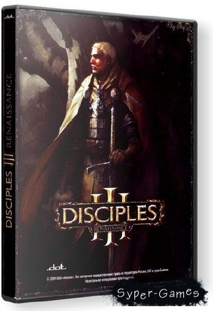 Disciples 3: Renaissance [ver.1.06] (2010/RUS/ENG/RePack by a1chem1st)