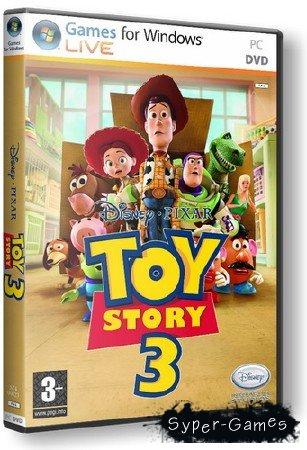История игрушек: Большой побег (2010/RUS/RePack by R.G.ReCoding)